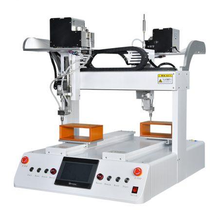SCREW FASTENING ROBOT